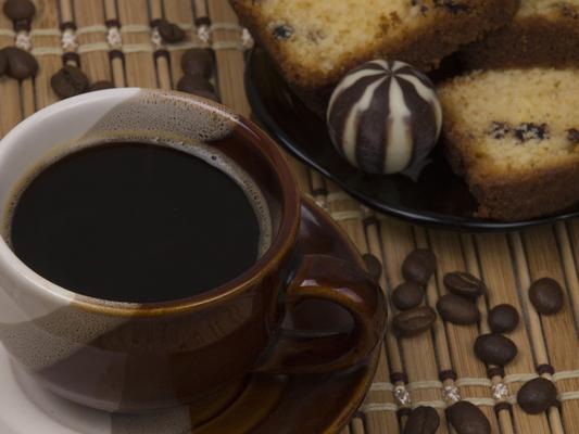 קפה ועוגה